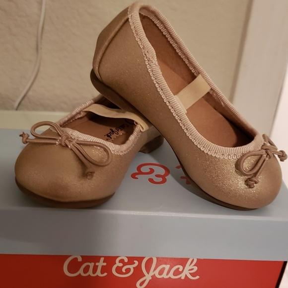 Cat & Jack Other - ❗Cat & Jack Toddler girls Becca Ballet flats❗